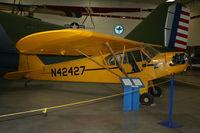 N42427 - Piper J-3C-65 - by Mark Pasqualino
