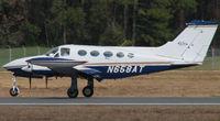 N658AT @ CRG - taking off enroute to Charlotte Co Airport (Punta Gorda, FL) [KPGD/PGD] - by Sam Andrews