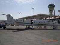 A6-EJA @ OMDB - Bombardier Learjet 60 - by Syed Rasheed