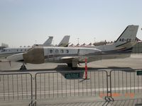 A6-ESJ @ OMDB - Cessna Citation 500 - by Syed Rasheed