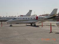 A9C-BXI @ OMDB - Cessna Citation 560XL - by Syed Rasheed