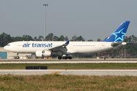 C-GPTS @ MCO - Air Transat