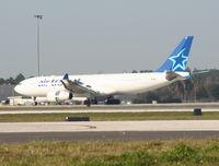 C-GPTS @ MCO - Air Transat A330