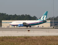 N166AT @ MCO - Air Tran 737