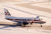 N608RP @ KDPA - Ralston Purina's old plane; some paint job! - by Glenn E. Chatfield