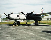 931 @ TMB - Cuba Air Force