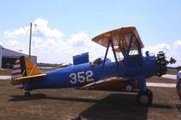N9046V @ EOK - At the liason bird fly in - by Glenn E. Chatfield