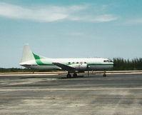 N154JR @ EYW - Convair 340