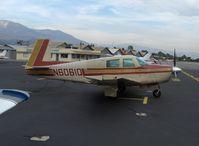 N6061Q @ SZP - 1965 Mooney M20E SUPER 21, Lycoming IO-360-A1A 200 Hp - by Doug Robertson