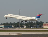 N843MJ @ MCO - Delta Connection