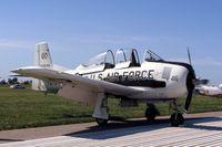 N70743 @ KDVN - At the Quad Cities Air Show - by Glenn E. Chatfield