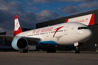 OE-LPD @ VIE - Austrian Airlines Boeing 777-200 - by Yakfreak - VAP