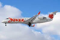 C-GJZN @ YYZ - Short final for RWY23. - by topgun3