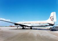 XA-RIK - Douglas DC-6/C-118  Timiami Fl - by Ian Woodcock