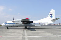RA-26134 @ OST - ACS Antonov 26