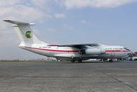 RA-76842 @ OST - Airstan Iljuschin 76