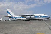 RA-82078 @ OST - Volga Dnepr Antonov 124