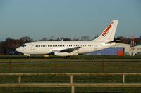 G-CEAI @ BOH - PALMAIR EUROPEAN 737 200 - by Patrick Clements