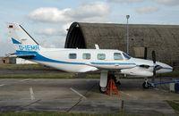 D-IEMR @ ZQW - PiperPA-31T1A-500 Cheyenne IA - by Volker Hilpert