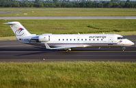 D-ACRG @ EDDL - CRJ 200 - by mark a. camenzuli