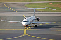 D-AGPB @ DUS - Taxiing to the gate - by Micha Lueck