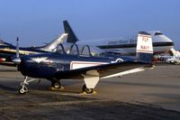 140942 @ KDAY - T-34B 140942 when still active - by Glenn E. Chatfield