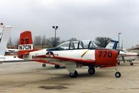 N7CN @ KDPA - T-34B 140770 - by Glenn E. Chatfield