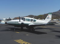 N23TA @ SZP - 1978 Piper PA-23-250 AZTEC F, two Lycoming IO-540-C4B5 250 Hp each - by Doug Robertson