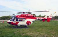 D-HMUF @ EDTF - Eurocopter BK-117 B2 - by J. Thoma