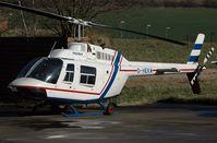 D-HEKW @ ZQW - Bell 206B Jet Ranger II - by Volker Hilpert