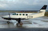 D-ICDE @ ZQW - Cessna T.303 Crusader - by Volker Hilpert