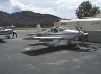 N131LH @ SZP - 1993 Williams VAN's RV-6A, Lycoming O-360-A1D 180 Hp, refueling - by Doug Robertson