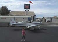 N131LH @ SZP - 1993 Williams VAN's RV-6A, Lycoming O-320-A1D 180 Hp, refueling - by Doug Robertson