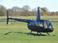 G-LAID @ EGBO - Robinson R44 Raven II - by Robert Beaver