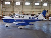 G-BATW @ EGBO - Piper PA-28 140 Cherokee - by Robert Beaver