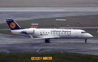 D-ACLD @ DUS - Bombardier CRJ 200LR - by Volker Hilpert
