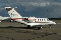 D-IETZ @ SCN - Cessna 525 Citationjet - by Volker Hilpert