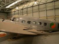 141 - Avro Anson C.19 /Irish Air Corps Museum/Baldonnel - by Ian Woodcock