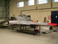 198 - Vampire T.55/Irish Air Corps Museum/Baldonnel - by Ian Woodcock