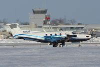 N118AF @ YXU - Taxiing onto RWY33 for departure. - by topgun3