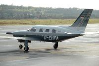 D-EHPA @ SCN - Piper PA-46-350P Malibu Mirage - by Volker Hilpert