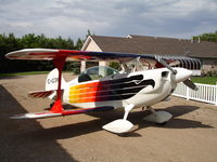 C-GDRK @ CYXE - Eagle nest at Grasswood Landing - by Owner Dave Gillespie