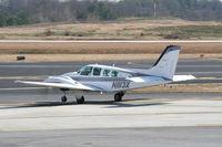 N1113X @ PDK - Taxing to Runway 20R - by Michael Martin