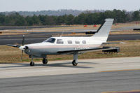 N9193Q @ PDK - Taxing to Epps Air Service - by Michael Martin