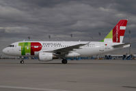 CS-TTJ @ MUC - TAP AIr Portugal Airbus 319