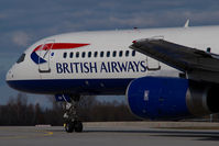 G-CPEN @ MUC - British Airways Boeing 757-200