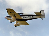 G-AXLS - JODEL 105A - by unknown
