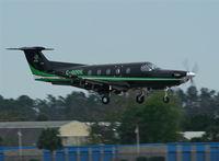 C-GODE @ DAB - Pilatus PC-12