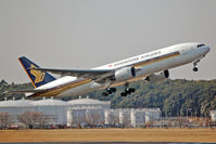 9V-SQN @ NRT - Taking off - by Micha Lueck