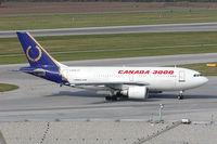 C-GRYD @ VIE - Canada 3000 Airbus 310 - by Yakfreak - VAP
